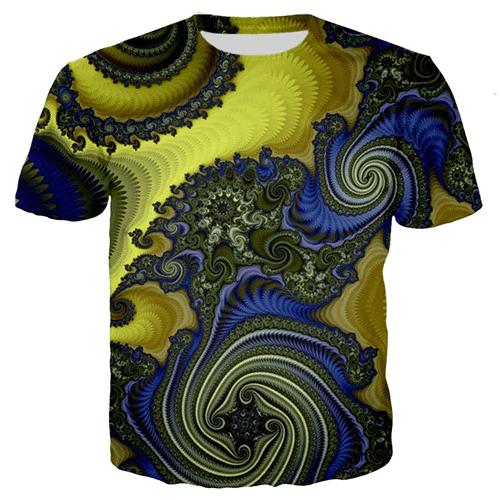 T-shirt ethniqueArikara chic