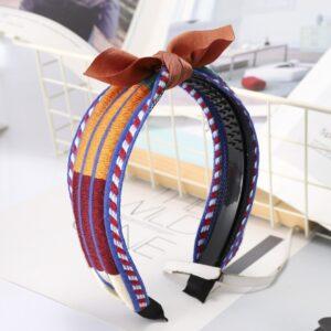 Headband motif ethnique chic