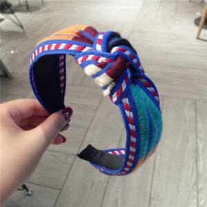 Headband ethnique coréen taegu bohem
