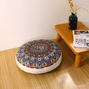 Pouf ethnique chinois Dexing chic