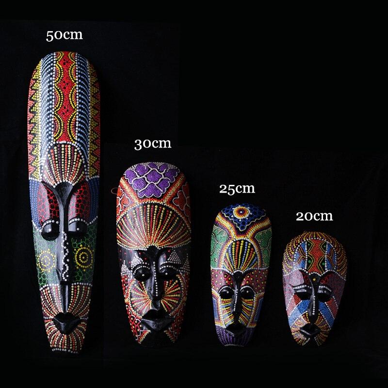 Masque ethnique africain