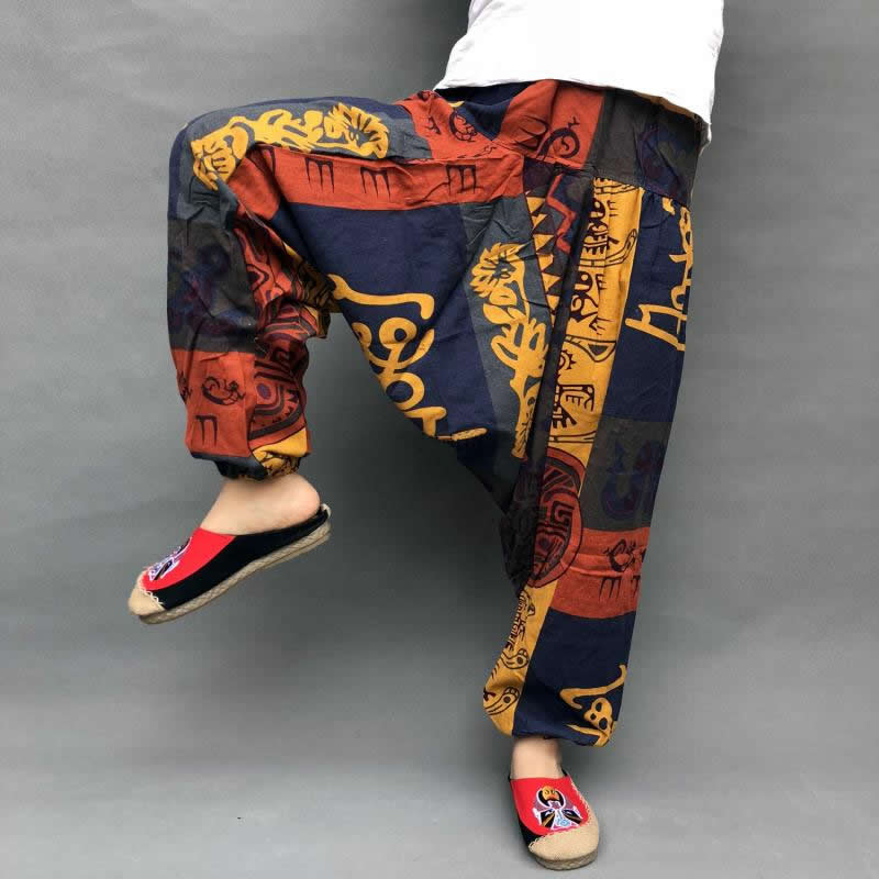 Pantalon ethniquehippie Assouan chic