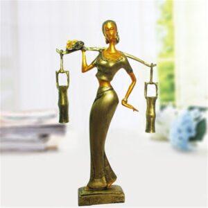 statue ethnique chic