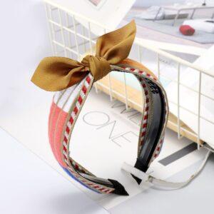 Headband ethnique coréen Incheon chic