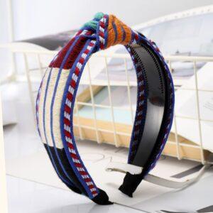 Headband ethnique coréen gyeongju bohem