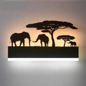 16069-592c53.jpegApplique murale ethnique éléphant chic