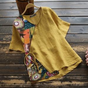 Kimono tunique ethnique