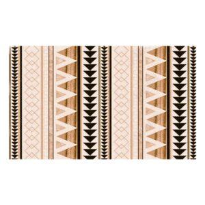 tapis africain ethnique