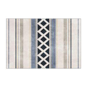 tapis design ethnique