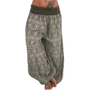 pantalon ethnique fluide femme