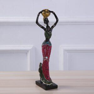 Statue ethnique africain Éloïse chic
