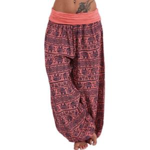pantalon ethnique fille