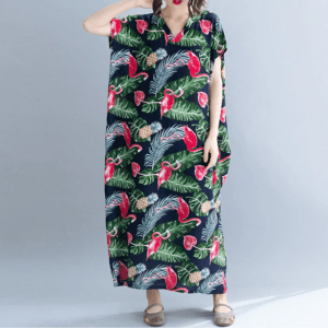 robe ethnique chic femme