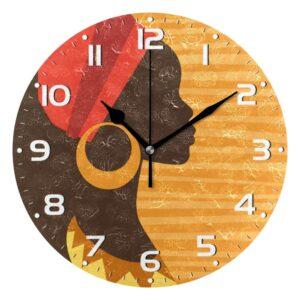 Horloge ethnique Oumou ethnique