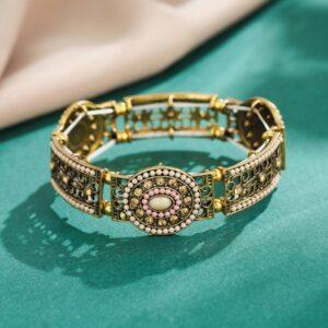 Bracelet cuivre ethnique