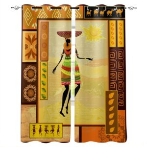 Rideau ethnique Afrique Niono chic
