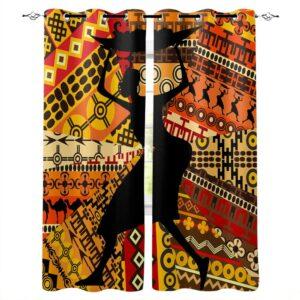 Rideau ethnique Afrique Markala bobo
