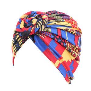Chapeau ethnique turban touba chic