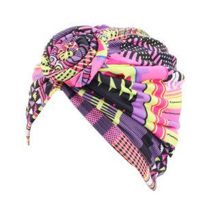 Chapeau ethnique turban abuja chic