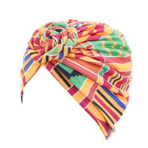 Chapeau ethnique turban jos bohem
