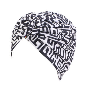 Chapeau ethnique turban classique chic
