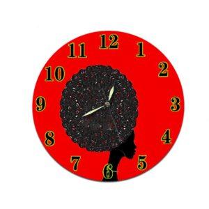 Horloge ethnique Malaika chic