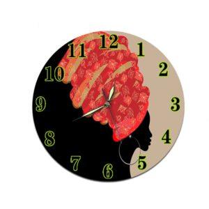 Horloge ethnique Mélina chic