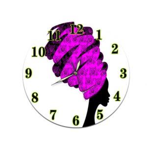 Horloge ethnique Mariama chic