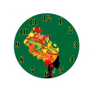 Horloge style ethnique cool