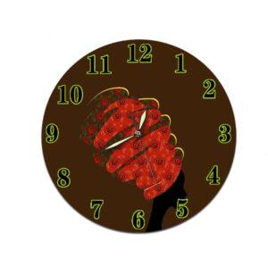 Horloge ethnique Imani boheme