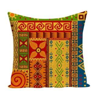 Housse de coussin ethnique Marocaine Asilah boheme