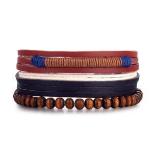 Bracelet ethnique africain chic