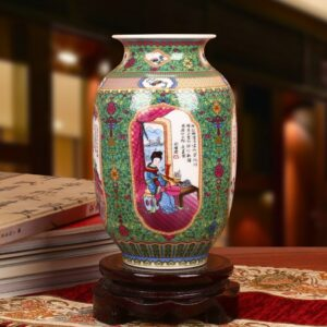 Vase ethnique chinoisYangjiang chikc