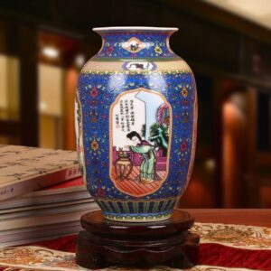 Vase ethnique chinoisMaoming chic