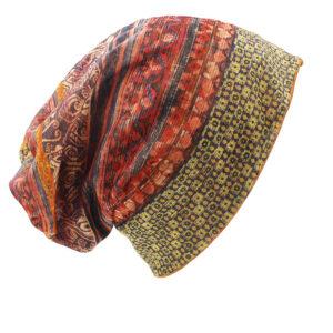 Chapeau ethnique vintage hippie cool