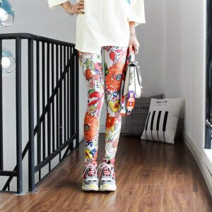 legging motif ethnique