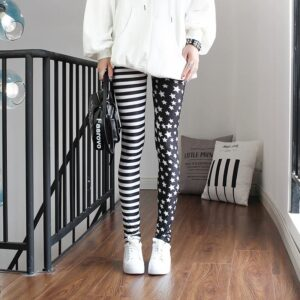 Legging ethnique star chic