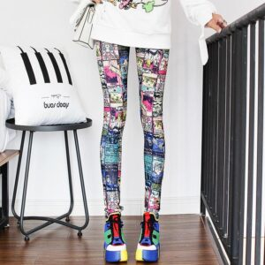 Legging ethnique BD chic