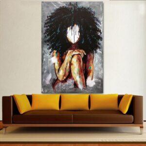 tableau ethnique contemporain