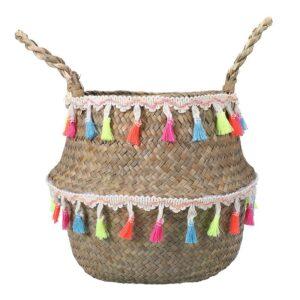 panier décoration ethnique