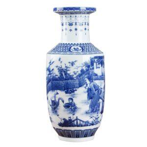 vase ethnique design