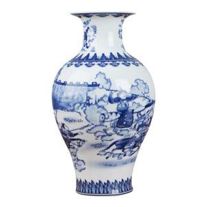 vase ethnique décoration