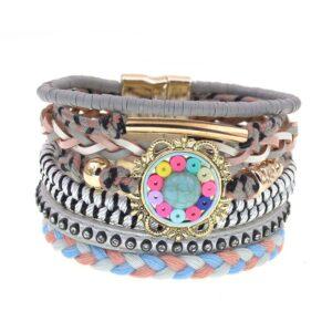 Bracelet ethnique bohème babacool chic
