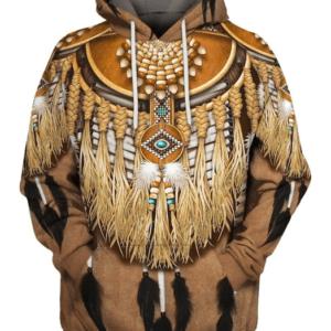 pull ethniqueamérindien Apaches chic