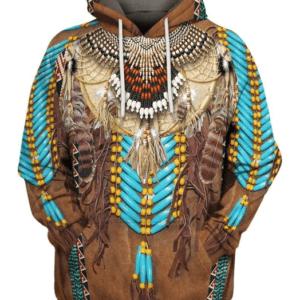 Pull ethniqueamérindien Absaalooke boheme