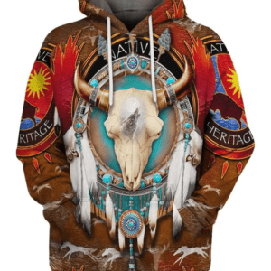Pull ethniqueamérindien Achumawi boheme
