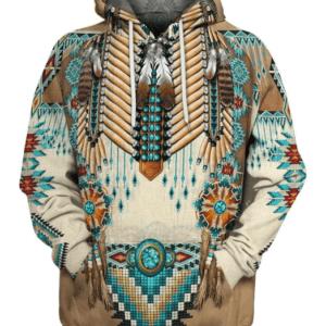 pull ethniqueamérindien Babine chic