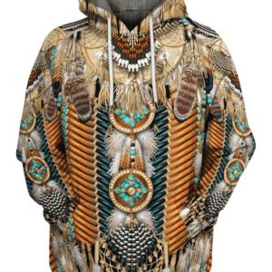 pull ethniqueamérindien Cheyenne boheme