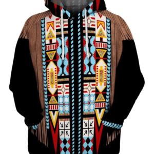 pull ethniqueamérindien Kayapos boheme