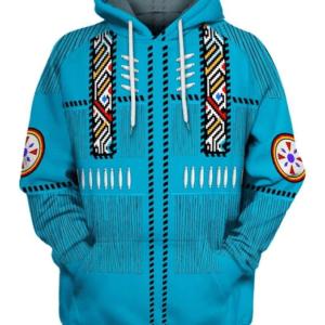 pull ethniqueamérindien Palikur chic